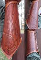 Kaganfindel Bracer, 2012 Version by Shendorion