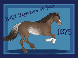 1675 BuD's Rejection of Fate by GuardianOfJay