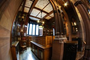 John Rylands Library Reading Area by karla-chan