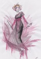 Rose Lalonde by maple-cloud
