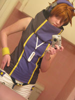 Neku Cosplay: Complete by Phailure123