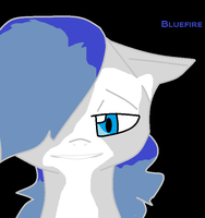 Bluefire by ExileEmily
