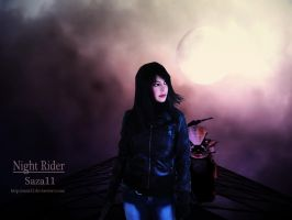 Night Rider by saza11