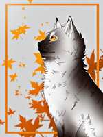 Fall Kitty! by DarkMasterOfDragons
