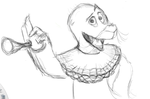 Stefano's sketch by pippinmerry
