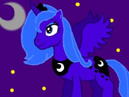Princess Luna by Fester1124