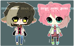 Adopts | Open by zomg0u0