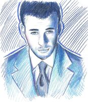 Chris Evans by compoundbreadd