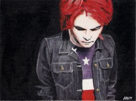 Gerard Way #6 by ailema001
