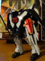 Gundam Wing Model: Death Scythe Hell by SD-of-Chaos-Society