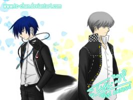 Persona 3n4 Thread of Destiny by Tc-Chan