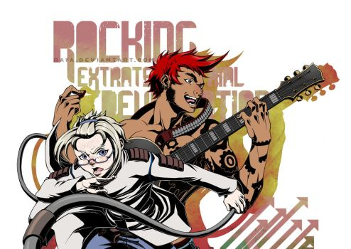R.E.D- LET'S ROCK! by raya