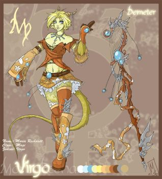 :.Virgo:.:Design Sheet.: by Sayda