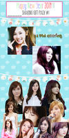 [SHARING PACK #1] HAPPY NEW YEAR 2014 !! by NghiAshley201