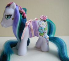 OOAK Custom MLP My Little Pony Maru by eponyart
