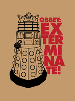 Doctor Who - Simple Dalek by Tashimi
