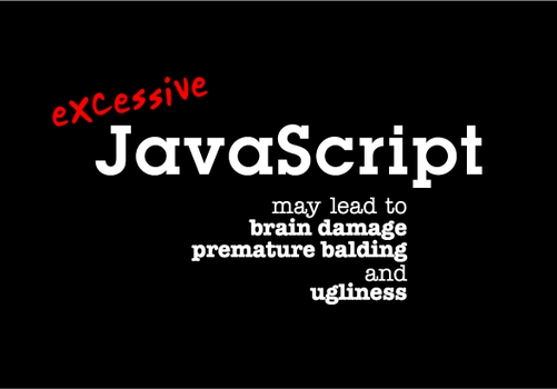 JavaScript may lead to 00 by the-ruthless