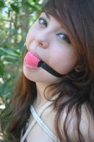 Gagged tight by atist
