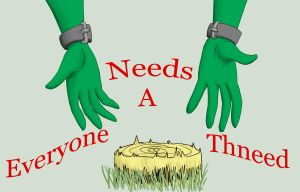 Everyone Needs a Thneed by forgotten-light