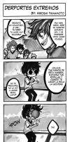 Derportes extremos 1 - 4KOMA by Moonzetter
