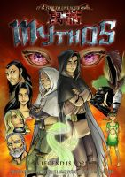 Mythos Promo Poster by Mangatellers