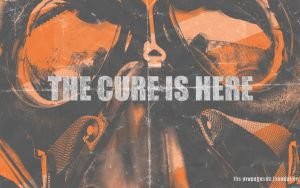 The Cure Is Here by horstderbavarien