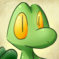 Treecko Test by NessStar3000