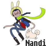 Adventure Time ID by nandi