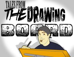 Tales From The Drawing Board by Led-Ninja