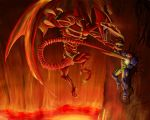 Metroid Bosses: Ridley by Cronoan