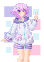Neptunia 1 by Jcdr