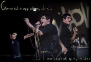 Gerard Way Collage 2 by KatelynFatality