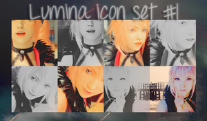 Lumina Icon Set #1 by NinjaYuffie16