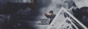 Call Me A Thief Banner by CrazyLies