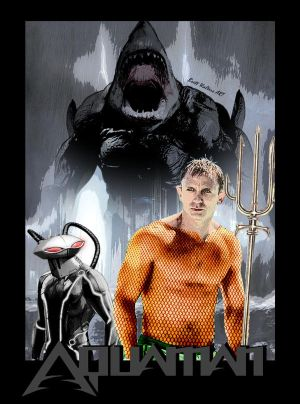 Aquaman Movie Poster 2