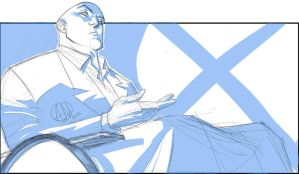 DS: Professor X by TheAdrianNelson