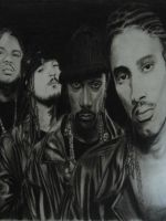 Bone Thugs N Harmony by dprym23