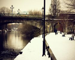 Staines Bridge - 3 by sawah1