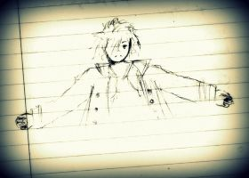 School Doodles : What am i ? by Thao-Pyon