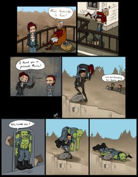 Fallout 3 - Problem Solving 2 by psycrowe