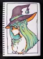Garden Witch by Nieris