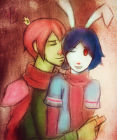 PointCom: The Prince and The Rabbit by Capricornicis