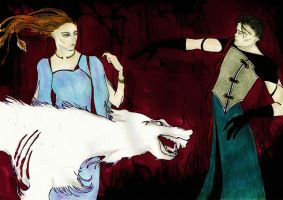 the wHiteNess of the woLf by seerdahn