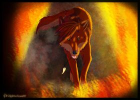 ~You Can Walk Straight Through Hell With A Smile~ by wolfnhorseluver101