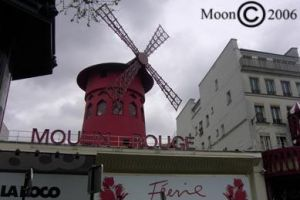 The Moulin Rouge by Leena-A