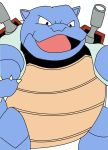 Blastoise color by Razor44