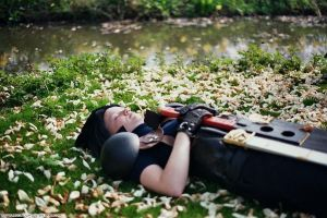 Final Fantasy VII - Final resting place by MerwillaCosplay
