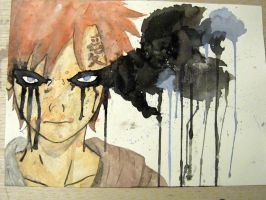 Gaara of the Sand by Jakob-San