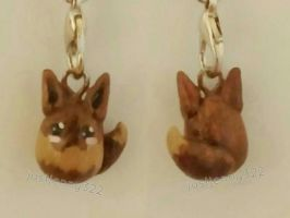 Eevee Charm by justjenny322
