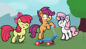 Meet the CMC by PartTimeBrony